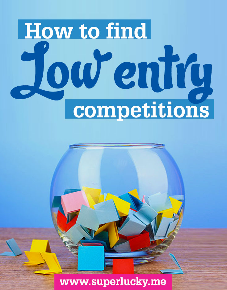 How to find low-entry competitions