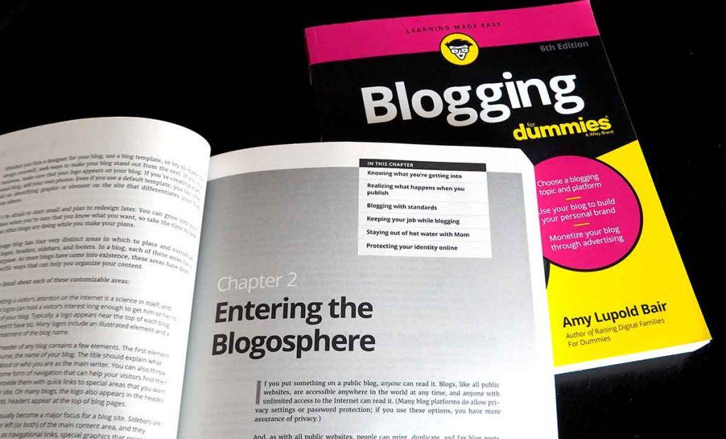 blogging for dummies 2016 pdf