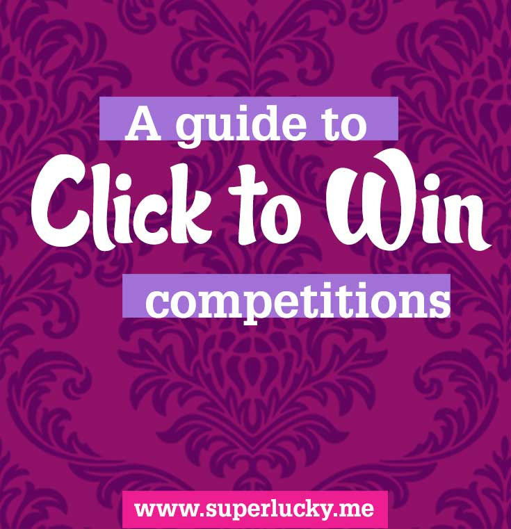 A guide to UK click-to-win competitions