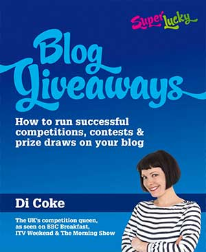 Blog Giveaways by Di Coke