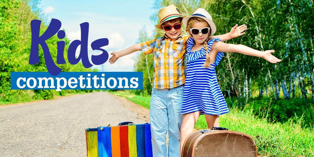 Instant win contests for kids