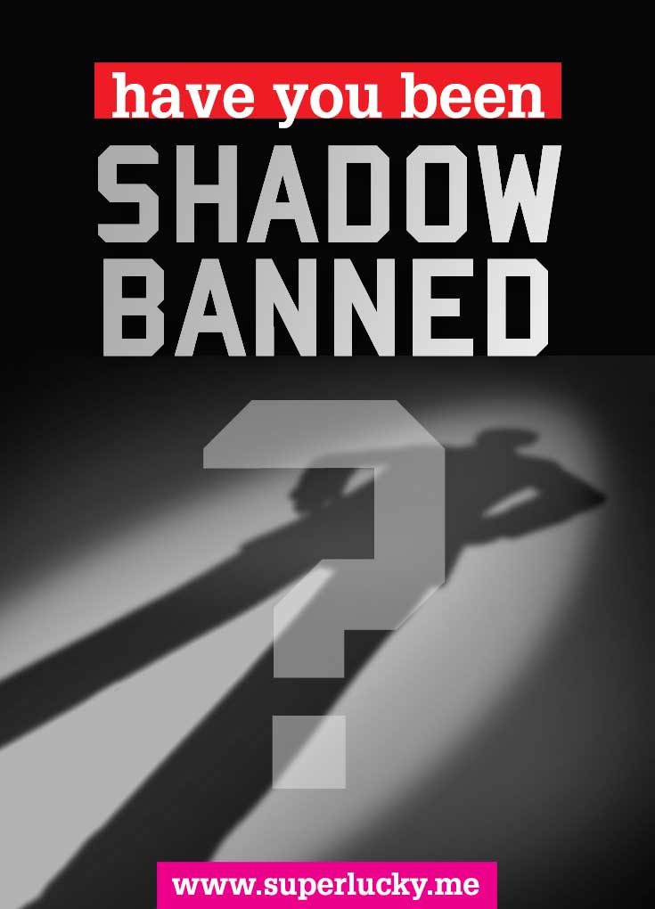 Are you shadowbanned? You might be invisible on Twitter and Instagram!