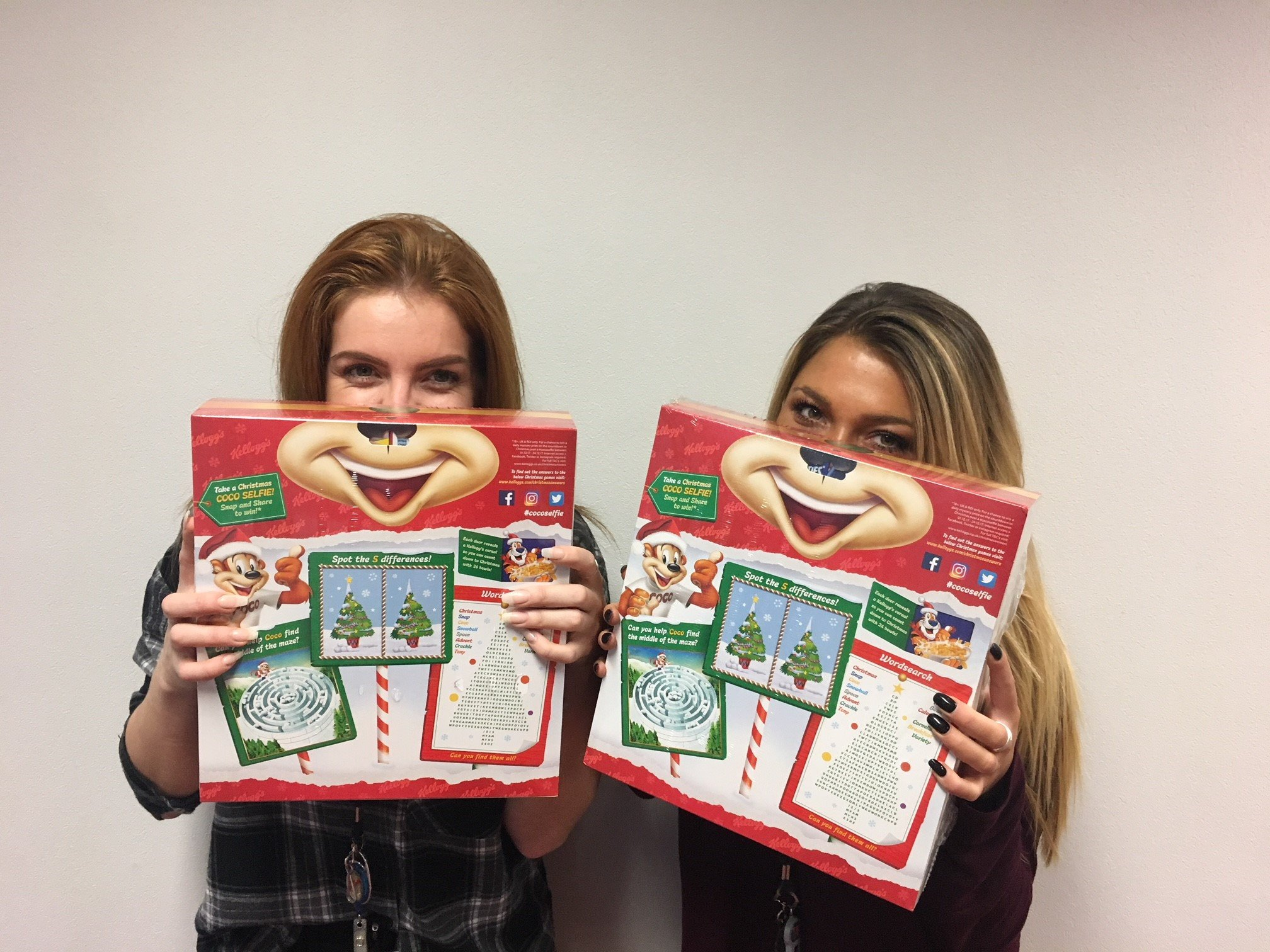 Win prizes every day with the Kellogg's Advent Calendar