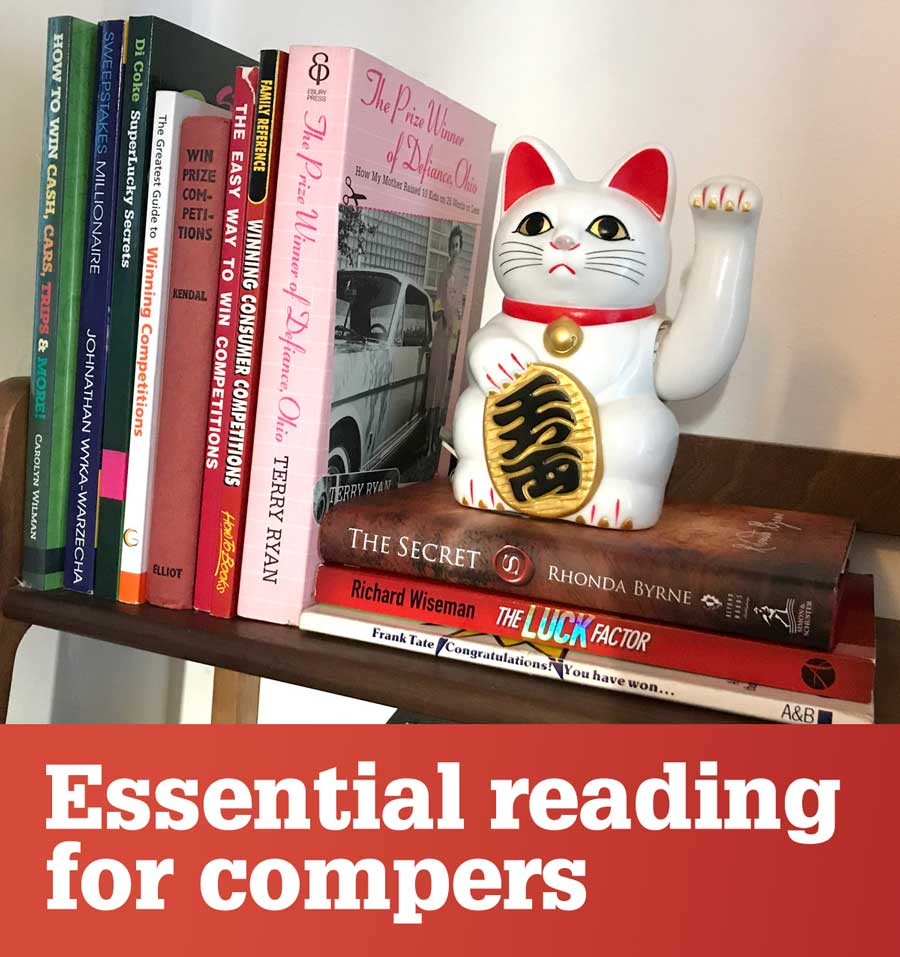 Essential reading for compers