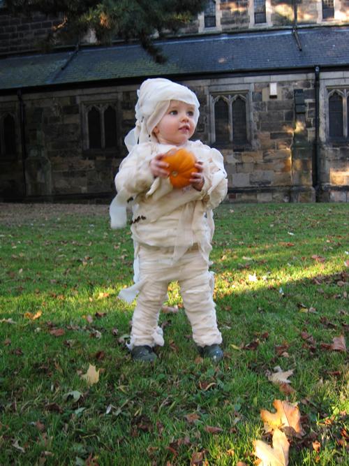SuperLucky's Baby Mummy Costume