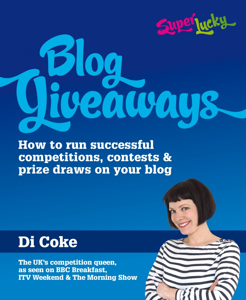 Hosting blog giveaways