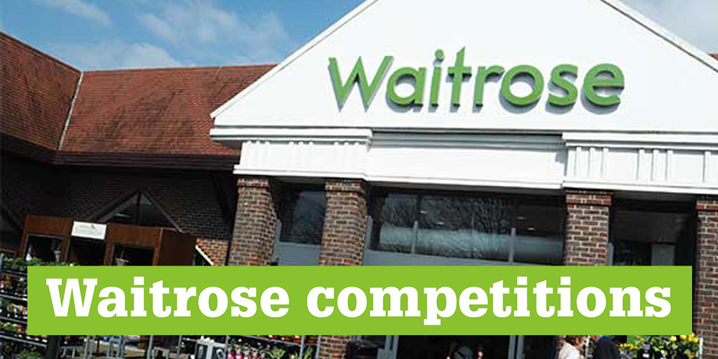 Waitrose Weekend Competition