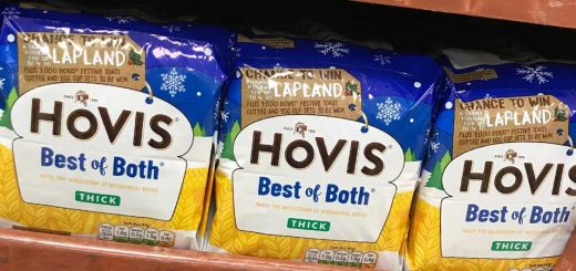 Win a trip to Lapland when you buy Hovis Best of Both bread
