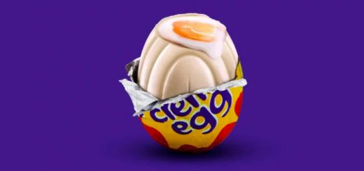 Find a Cadbury White Creme Egg - win a cash prize!