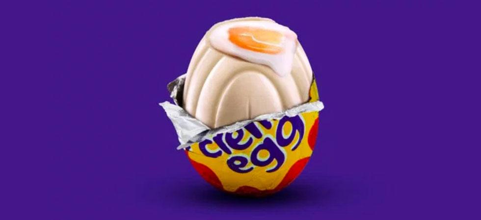 Find a Cadbury White Creme Egg - win a cash prize!