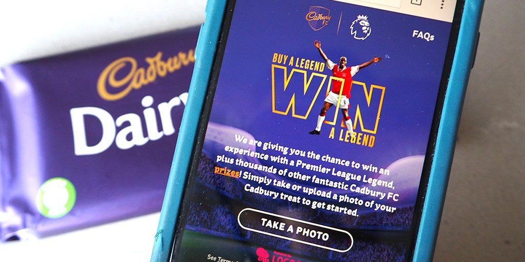 Cadbury Win a Legend