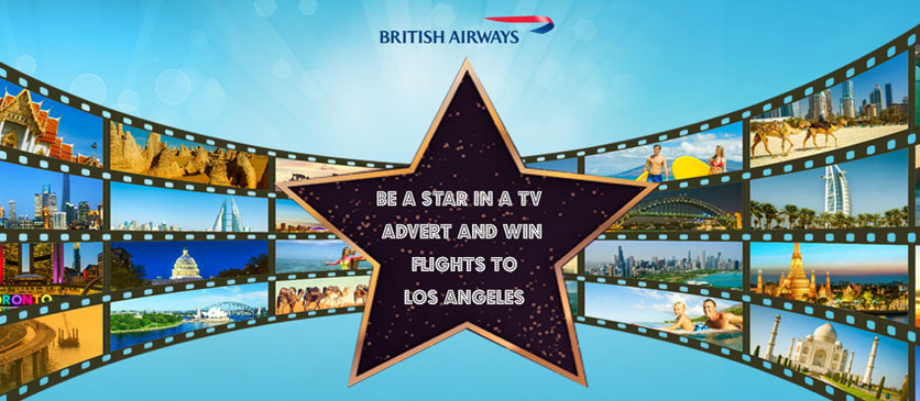 Win a trip to LA with Brightsun