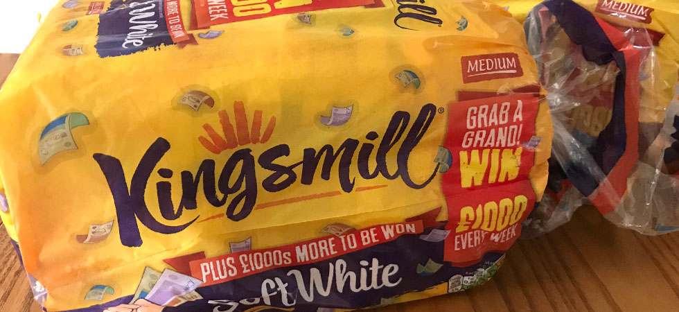 Win £3000 of cash prizes every week with Kingsmill