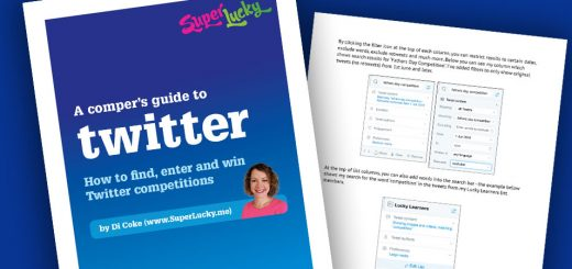 How to find, enter and win Twitter competitions
