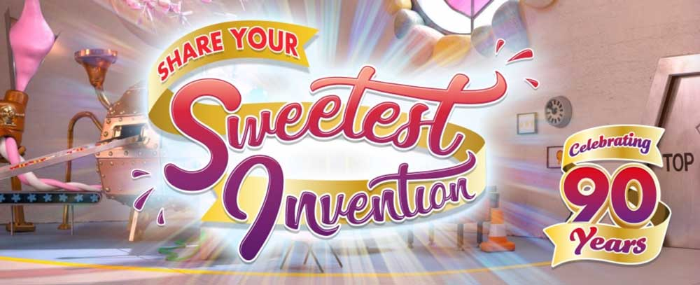 Share your sweetest Swizzels Invention