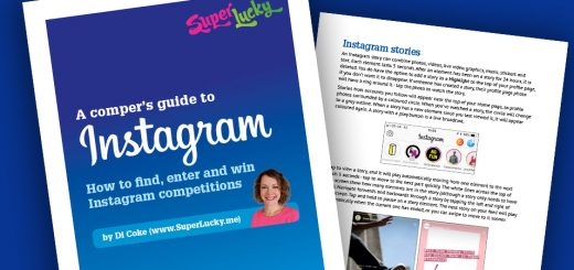 A comper's guide to Instagram