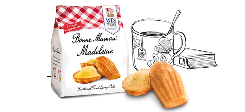 Win thousands of Bonne Maman prizes