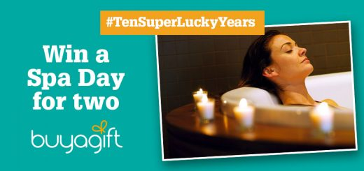 Win a spa day for two