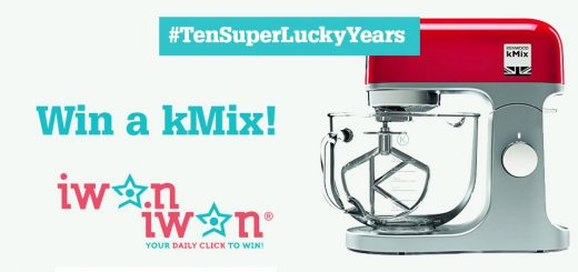 Win a Kenwood K-Mix