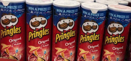 pringles win a sony speaker every hour