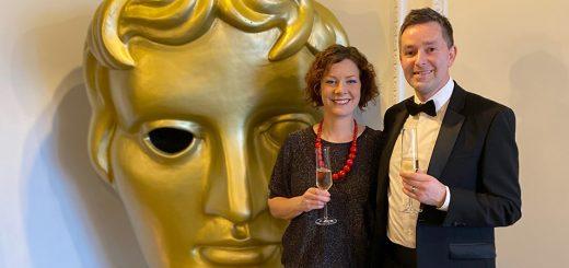 BAFTAS prizewinners