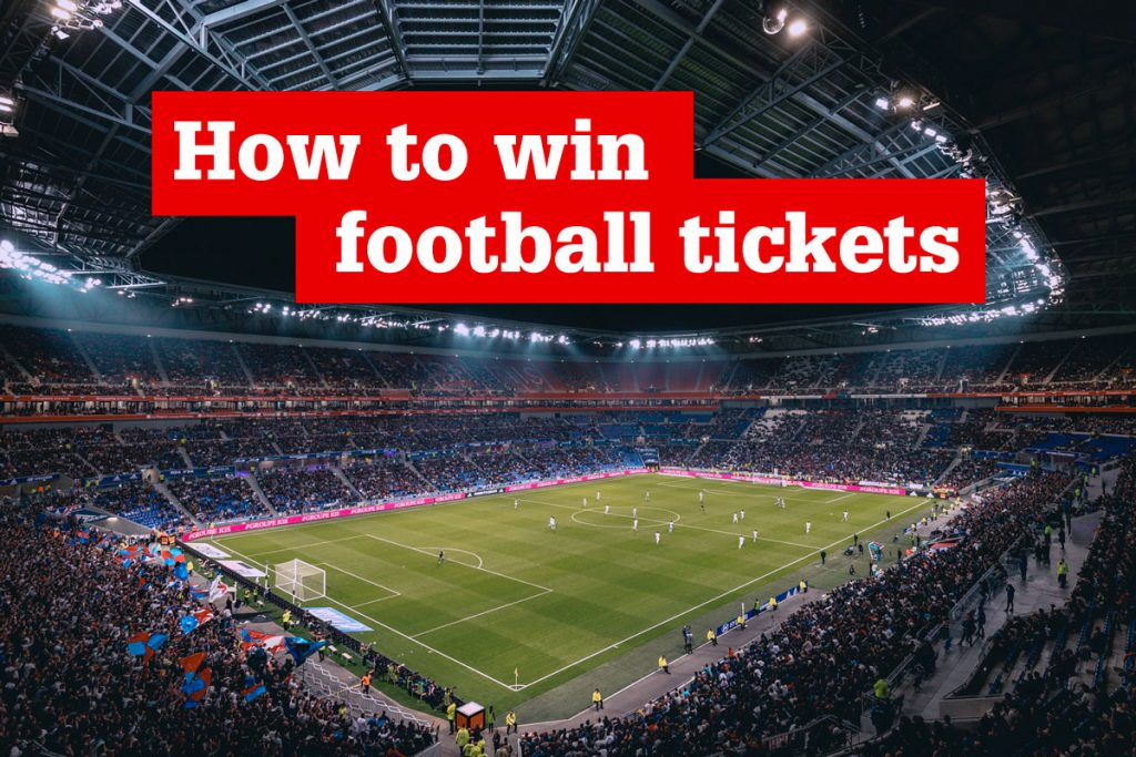 How to win football tickets