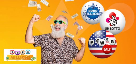 Play Free Millions for your chance to win the lottery without spending a penny!