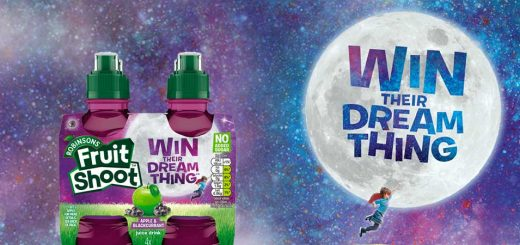 Fruit Shoot Win Their Dream Thing